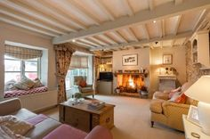 Modern Country Style  The Old Country Sweet Shop Cotswold House Tour