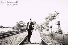 ALEXANDRA + BRIAN'S WEDDING, MARIETTA FIRST UNITED METHODIST CHURCH, MARIETTA BRICKYARD, MARIETTA, GEORGIA, bride's gown, Bel Fiore, Bride and groom, Black tie, bow tie, couples photos, real wedding