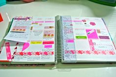 My Erin Condren Weekly Spread - Feb 9th to 15th. Check out how I used my Erin Condren Life Planner this week.