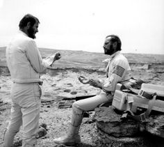 Behind the scenes with PLANET OF THE APES (1968)