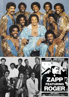 Zapp featuring Roger