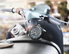 """#Oris - #OrisWatches presents a new version for its """"Divers Sixty-Five"""" - #Horology - #Watches - #Watch"""