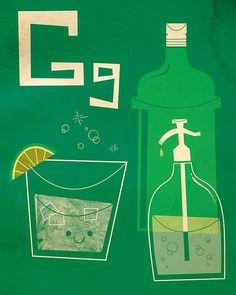 G is for Gin and Tonic