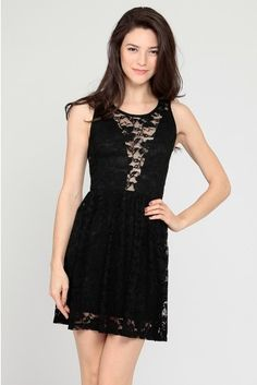 0ddba9fc78 Buy Lace Skater Dress with discount price and high quality from Cicihot  Sexy dresses online store which offers Clothing