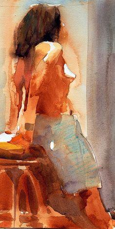 Nice watercolour detail. Craig Mullens