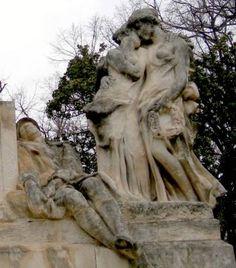 Monument aux Morts de Béziers