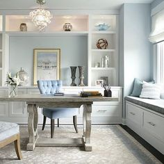 Great Luxury Office | Home Office Decor Ideas | Inspirations For Offices Decor |  White Office | Bocadolobo.com | Home Office Ideas | Pinterest | Luxury  Office, ...