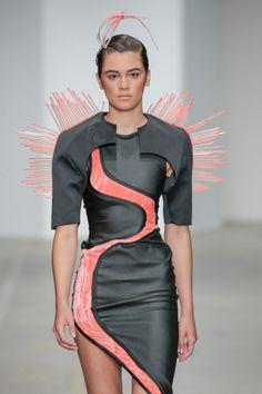Judith van Vliet x Chris van den Elzen -Fashionclash 2015