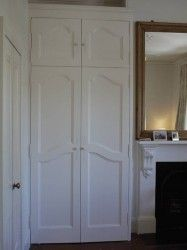 Custom Made French Provincial Built In Wardrobe 1