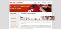 USA Casino company is a very authentic site which provides information on casino games and gambling
