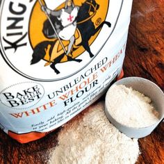 Whole Grain Without the Pain: favorite treats using white whole wheat : Blog | King Arthur Flour