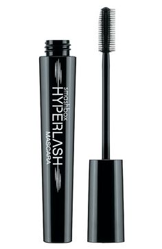 My favorite mascara simply because of the awesome brush. I use a coat of this and then a coat of Lancome Hypnose or Lorac 3D Multiplex and it looks like I have false lashes on! $21.00