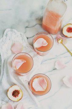 White Peach & Rose Lemonade