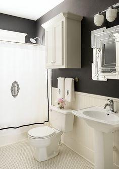 bathroom | Hallie Henley Design