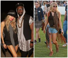 Making You Shine: Coachella 2015 - Os Looks que eu Amei