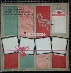Joyce Dombrowski CTMH: Heartstring Kit