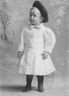 F. Scott Fitzgerald, aged 2 (1898) ❤❦♪♫