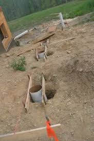 Картинки по запросу concrete footing tube
