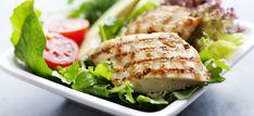 salada asiática de frango com molho picante