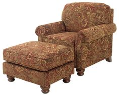 793-10 | Jackson Accent Ottoman Spice | Big Sandy Superstores |