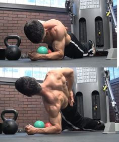 Unconventional Bodyweight Only Workout for Big Shoulders