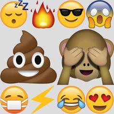 Ronaldo is popular & Hart is poo: Euros 2016 in emojis