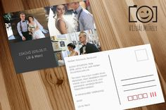 Esküvői köszönőkártya/köszönetkártya, vagyis az angol thanksgiving card készítését vállaljuk.