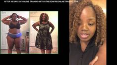 Go from a size 24 to a size 14 in just 46 days with Fitness on Fire Onli...