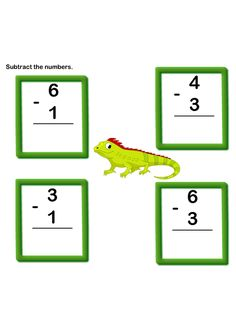 math worksheet : subtraction worksheets for kids math worksheets free printable  : Kindergarten Worksheets Free Online