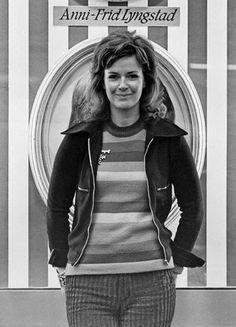 sweet Anni-Frid Lyngstad