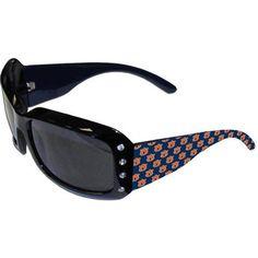 411c81ff3b65 Auburn Tigers Ladies Rhinestone Sunglasses Tiger Lady