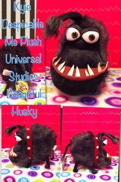 Despicable Me Kyle Plush Universal Studios by BeautifulHusky