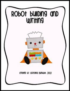 Robot Project with Writing