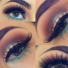 """@Huda Beauty's photo: """"What do you guys think of this makeup by @Kym B?"""""""