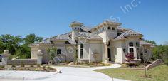 Proiecte de case italiene elegante