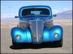 1938 Chevrolet Master Deluxe Street Rod 350 CI, All Steel  #Mecum #Monterey