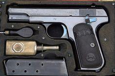 Colt Model 1908 Pocket Hammerless .380 ACP serial number 15