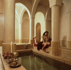 http://spamaven.com  Hammam spa treatments - Does this type of steam bath help?