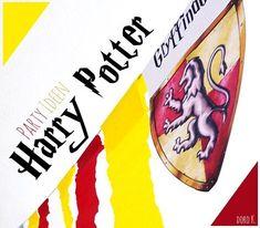 Tolle Ideen für eure Harry Potter Party [ Freebie ]
