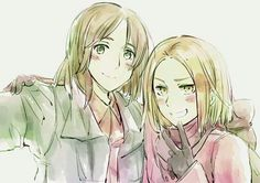 Hetalia - Lithuania and Poland Dennor, Spamano, Usuk, Otp, Poland Hetalia, Tak Tak, Hetalia Fanart, Hetalia Axis Powers, Anime Art