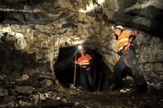 Central Deborah Gold Mine, VIC Finalist - Australian Tourism Awards 2011 - Heritage and Cultural Tourism  @QATAINFO #Australia QLD Finalist - Australian Tourism Awards 2010 - Tourism Marketing @QATAINFO #Australia Don a hard hat and miner's lamp and discover Bendigo's hidden underworld as you wind your way through the honeycomb of tunnels where almost one tonne of gold was unearthed.