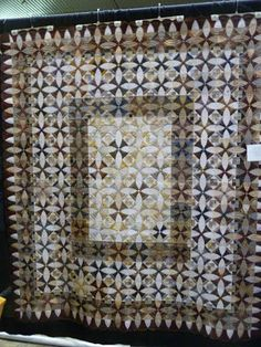 The West Michigan Quilter's Guild puts on a biennial quilt show called Quilts on the Grand, and it gets better every year. As promised, h...