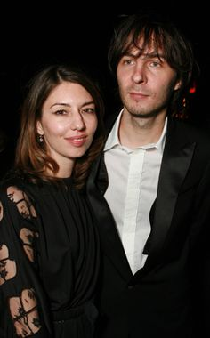 Thomas Mars and Sofia Coppola ❤