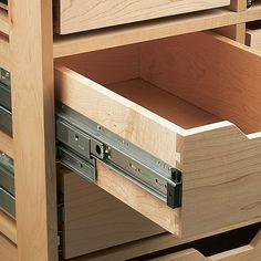 Shop Knape u0026 Vogt Knape u0026 Vogt 8505P Heavy Duty File Lateral Overtravel Side Drawer Slide & Tool Cabinet Drawer slides 100kg+ loading | Heavy Duty Drawer Slides ...