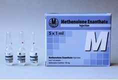 #Methenoloneenanthate is one type of active #medication. It is very secure to apply. It assists to raise muscles and has attracted the attention of bodybuilders and athletes worldwide. This action is extremely slow in the human body.