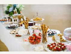 Irish wedding food has come a long way over the last few years. Wedding Blog, Our Wedding, Wedding Venues, Wedding Ideas, Wedding Desserts, Canapes, Wedding Planning, Table Settings, Table Decorations