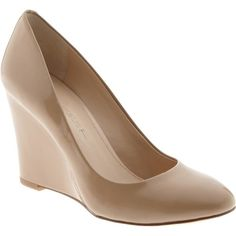 NEW!! Banana Republic Wedge Heels Brand new! Size 9, color listed as Brindle Banana Republic Shoes Wedges