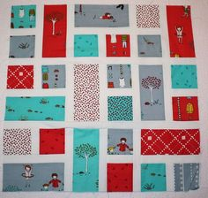 """'Pillow Design' by Julie using """"Little Apples"""" by @Aneela Hoey"""