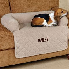 DIY Pet Stuff: Microplush Quilted Pet Cover with Bolster
