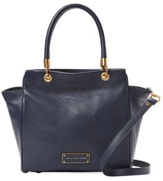 Too Hot To Handle Bentley Leather Satchel